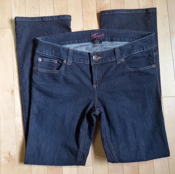 Torrid Bootcut Denim Dark Wash Jeans SZ 12